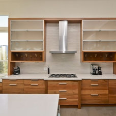 Contemporary Kitchen by Syberg Designs
