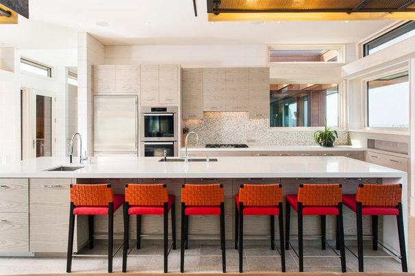 Contemporary Kitchen by Cape Associates, Inc.
