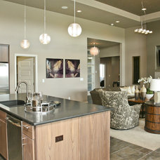 Modern Kitchen by The House Designers
