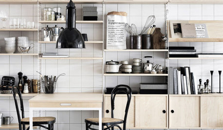 See the Many Ways to Use Modular Shelves
