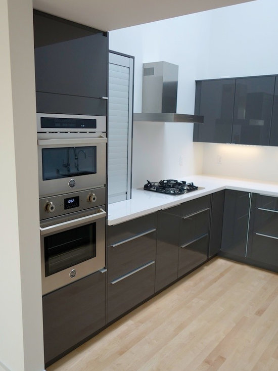 Modern Ikea Kitchen Houzz