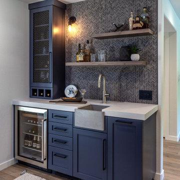 Modern-Industrial Kitchen
