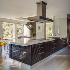 Modern Kitchen by Mark Brand Architecture