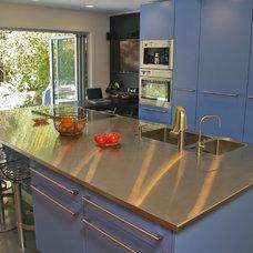 Modern Kitchen MODERN ITALIAN STYLE KITCHEN