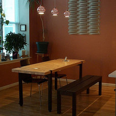 Modern Kitchen by Eco-Modernism, Inc