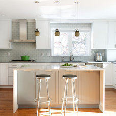 Contemporary Kitchen by Taylor Bryan Company
