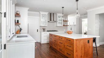 Modern Kitchen and Mudroom Addition - Atlanta