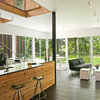 Break Up a Bland Ceiling the Modern Way