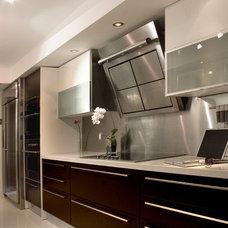 Modern Kitchen by Britto Charette Interiors - Miami Florida