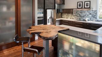 Modern Kitchen by Richard Landon Design - Issaquah