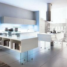 Modern Kitchen Islands And Kitchen Carts by Euro Interior California
