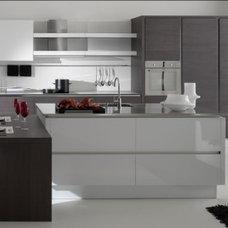 Modern Kitchen by Euro Interior California