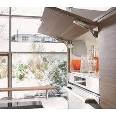Modern Kitchen Cabinetry by POLVANC DESIGN/BUILD