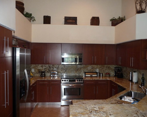 Solid Cherry Cabinet Doors Home Design Ideas, Pictures, Remodel and Decor