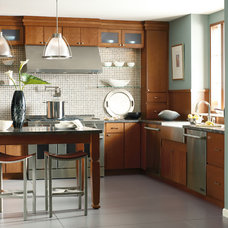 Transitional Kitchen by Chris and Dick's