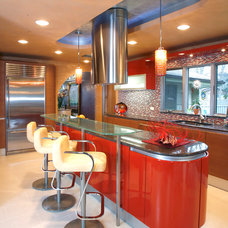 Contemporary Kitchen by Classic Kitchen and Bath