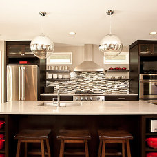 contemporary kitchen by Renewal Design-Build