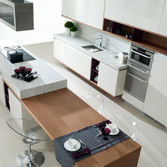modern kitchen by Royal Stone & Tile