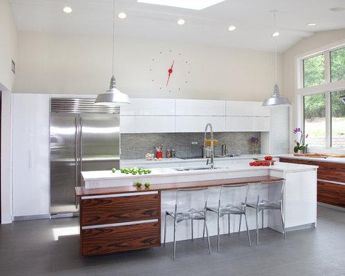 NJ Modern Kitchen Design