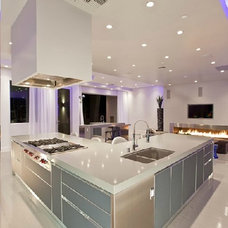 Modern Kitchen by Quality Bath
