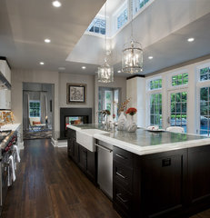 contemporary kitchen by Diane Bishop Interiors