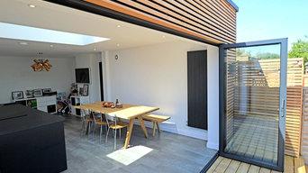 Modern Kitchen Extension, Oxford
