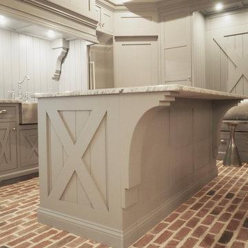 Modern Kitchen Farmhouse