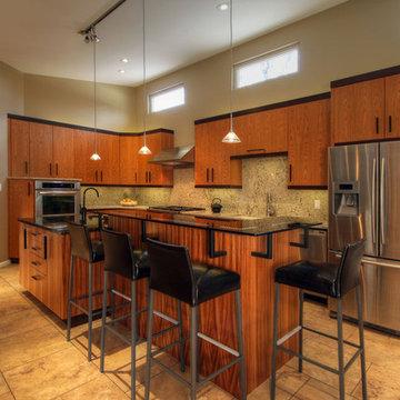 Modern Kitchen for a Mid-Century Modern Home