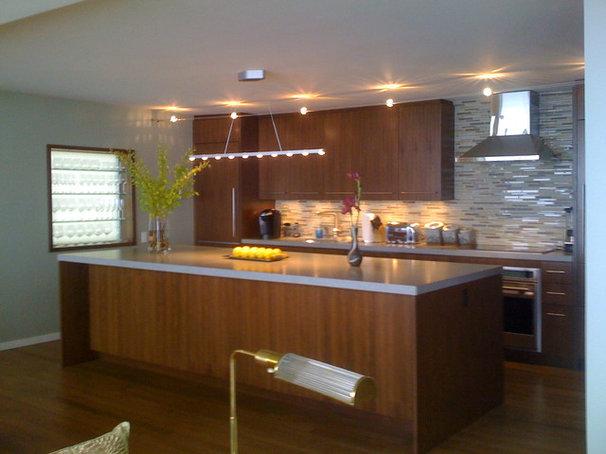 Modern Kitchen by Becker Architects Limited