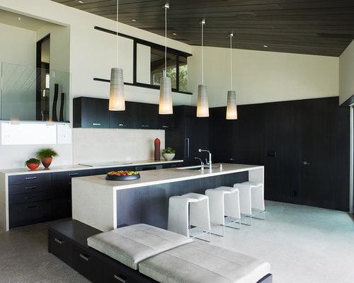 Upstairs Kitchen Houzz