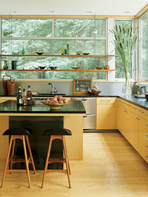 Perfect Inspiration For A Modern Kitchen Remodel In New York With Stainless Steel  Appliances