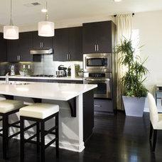 Modern Kitchen by Lane Design Studio llc