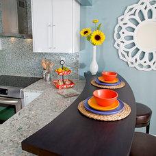 Modern Kitchen by In Detail Interiors