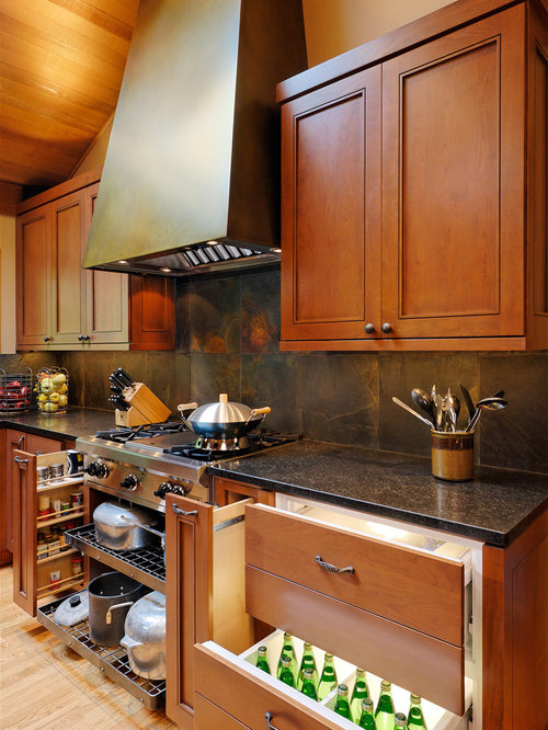 Asian Kitchen Design Ideas Remodel Pictures Houzz