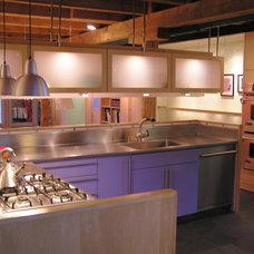 Contemporary Kitchen by Studio One-Off Architecture & Design
