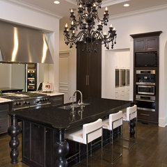 contemporary kitchen by John Kraemer & Sons