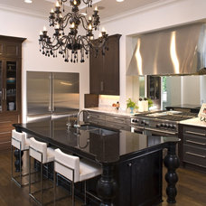 Mediterranean Kitchen by John Kraemer & Sons