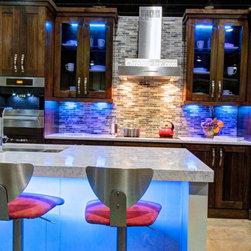 Modern Kitchen Lighting And Cabinet Lighting -