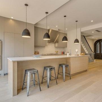 Modern Kitchen Luxury Renovation