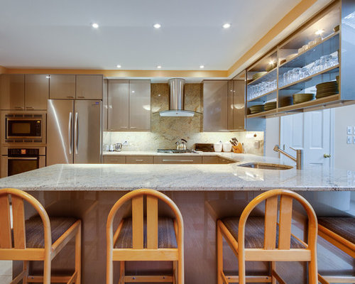 Modern Kitchen Makeover In Nw Dc