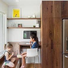 Contemporary Kitchen by Osborne Construction
