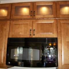 modern kitchen by Melissa Spirk Of Lowe's of Richland TWP