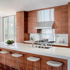 Modern Kitchen by Michael Robinson Photography LLC