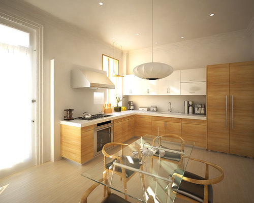 Http Www Houzz Com Small L Shaped Kitchen