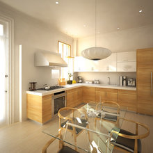 Fresh Ideas for L-Shaped Kitchens