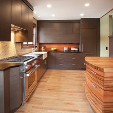 Modern Kitchen by National Association of the Remodeling Industry