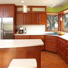 Contemporary Kitchen by Next Level Renovation