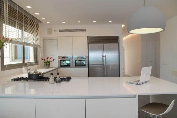 Moderno Cocina Modern Kitchen