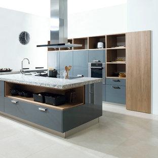 Prime Porcelanosa Kitchen Houzz Home Interior And Landscaping Spoatsignezvosmurscom