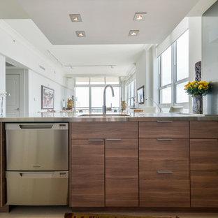 Modern Kitchen Remodel by Brista Homes
